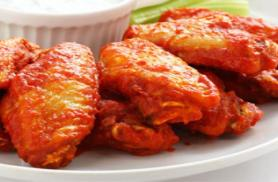 WEDNESDAY 35¢ WING NIGHT
